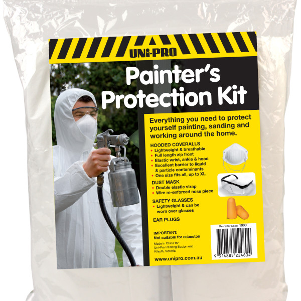 UNi-PRO Painters Protection Kit 1