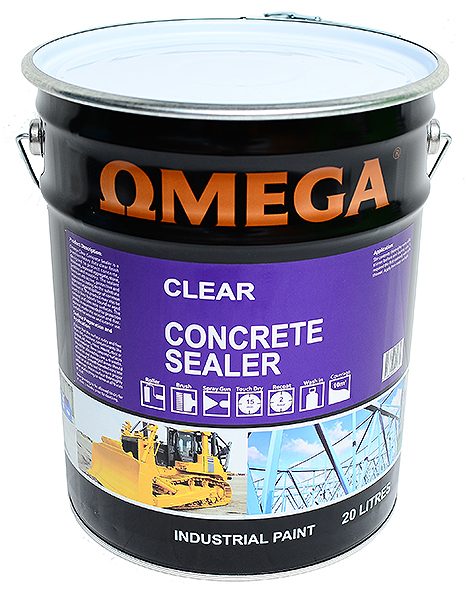 Concrete Sealer Clear 1