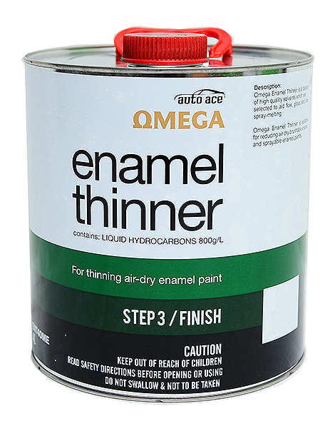 Enamel Thinner 1