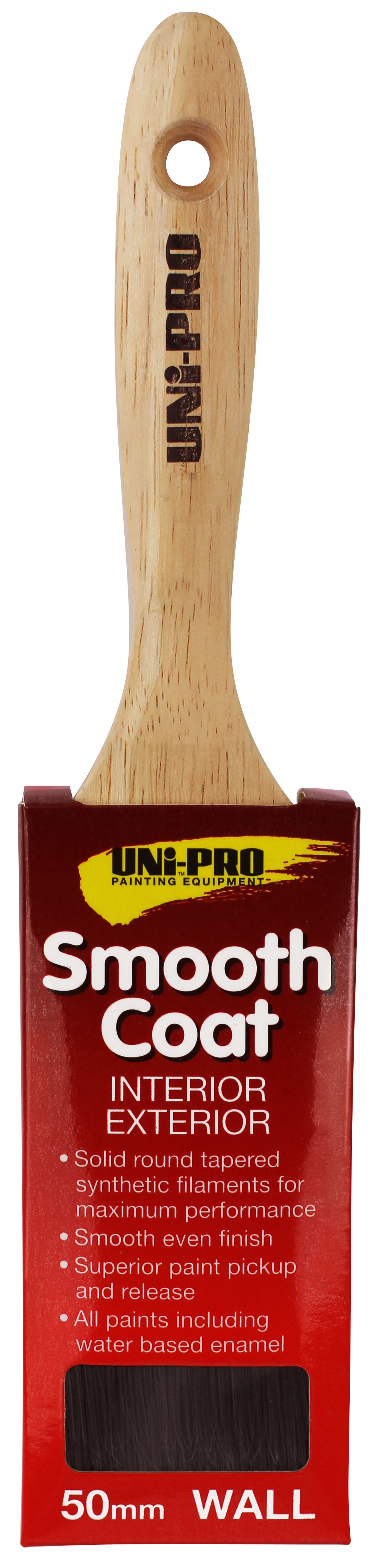 Smooth Coat Synthetic Brush 50mm Paint Online