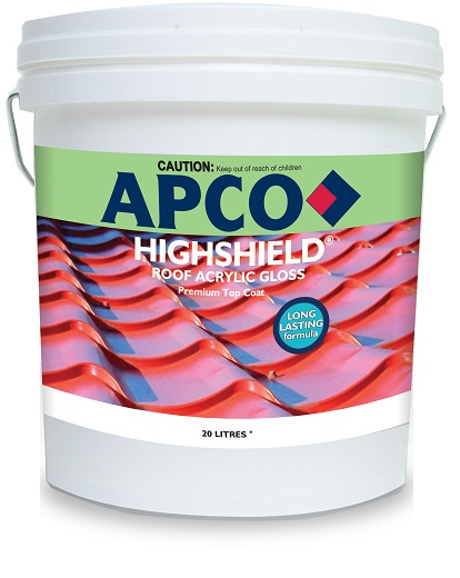 Highshield Roof Acrylic 1