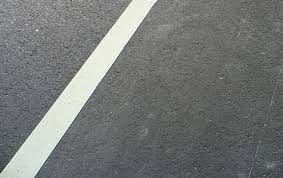 Road Marking Aqualine Thermoplastic White 1
