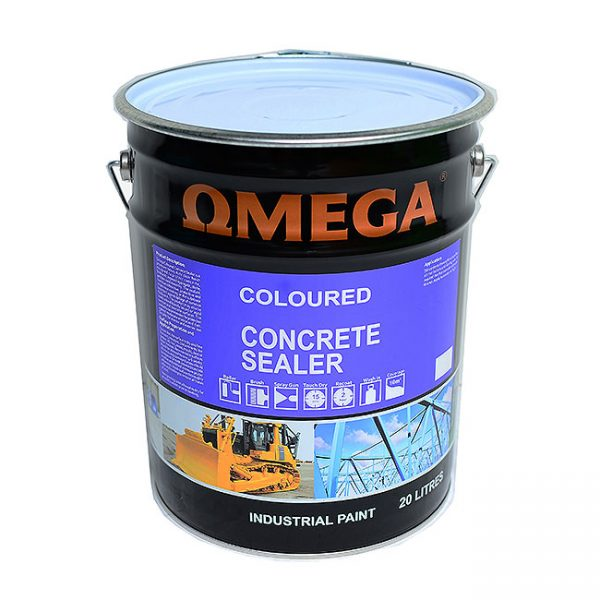 Concrete Sealer Coloured 1