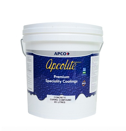 Water Based Concrete Curing Compound 1