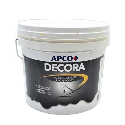 Decora Acrylic Sealer Undercoat 1