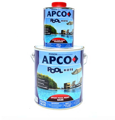 Poolkote 2 Pack Epoxy Pool Paint 1