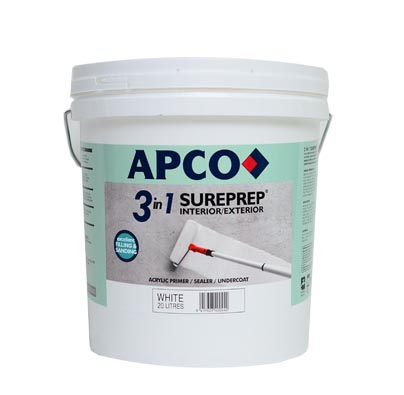 SurePrep 3 in 1 Acrylic Primer/Sealer/Undercoat 1
