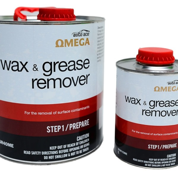 Wax & Grease Remover 1