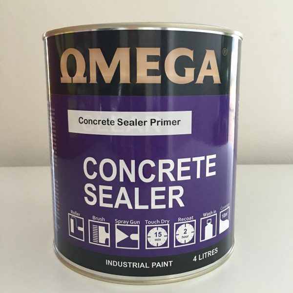 Concrete Sealer Primer