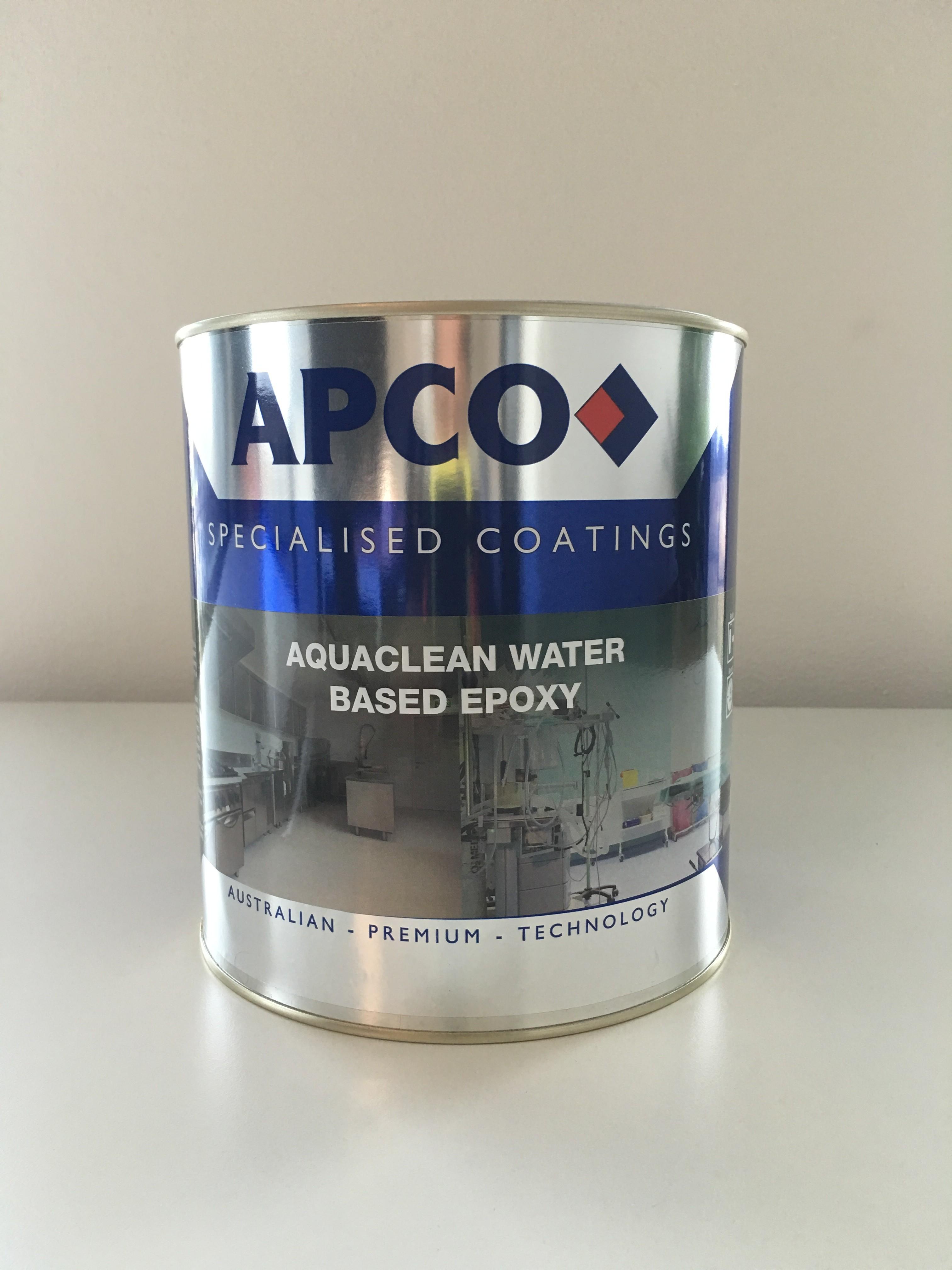 Apco Aquaclean Water Based Epoxy Paint Online