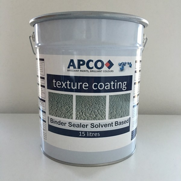 Texture coating