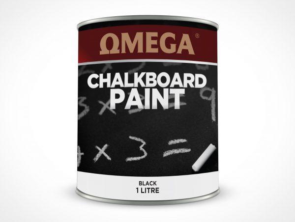 Omega chalkboard solvent based