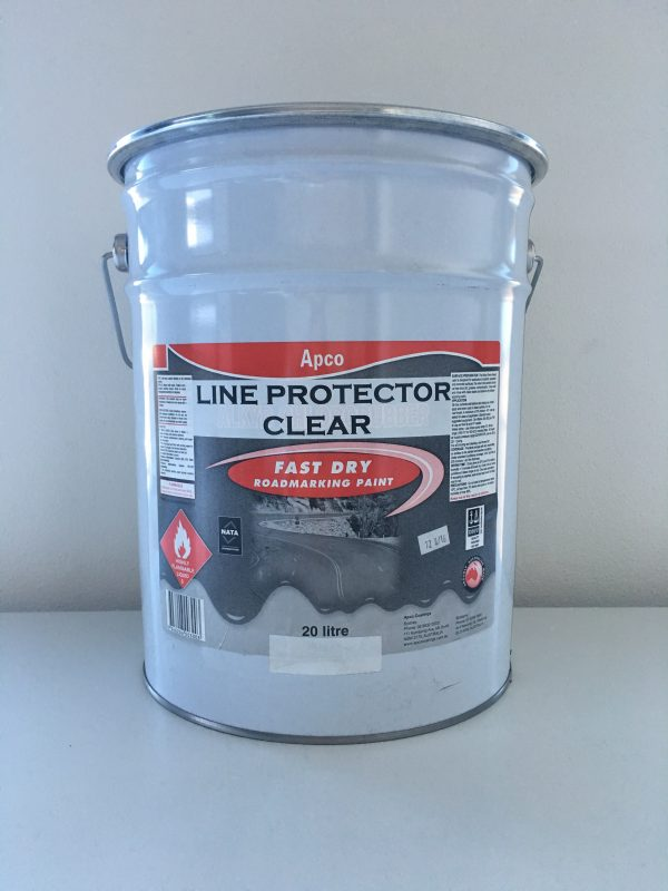 Line protector Clear