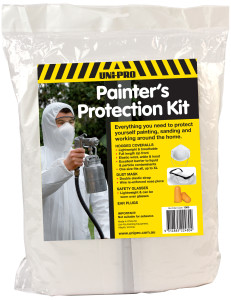 UNi-PRO Painters Protection Kit