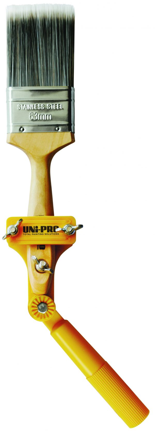 UNi-PRO Extension Pole Brush & Tool Clamp 1