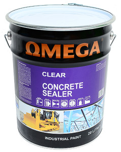 Concrete Sealer Clear