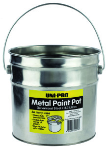 Uni-PRO Metal Paint Pot 3.3Ltr