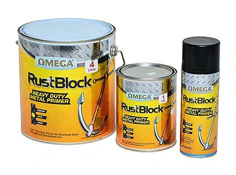 Rustblock Heavy Duty Primer 1