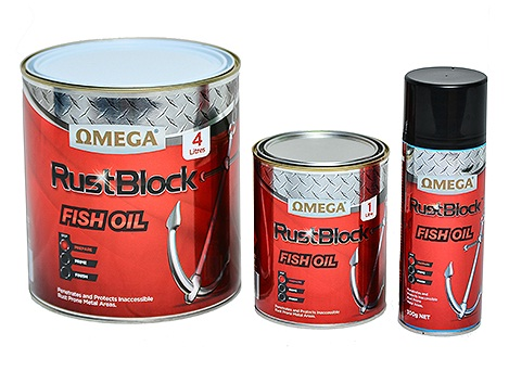 Rustblock Fish Oil 1