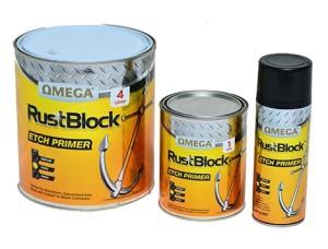 Rustblock Etch Primer