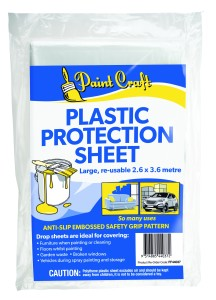 Paint Craft Light Protection Sheet 2.6 x 3.6m