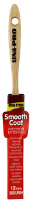 Smooth Coat Synthetic Brush 12mm