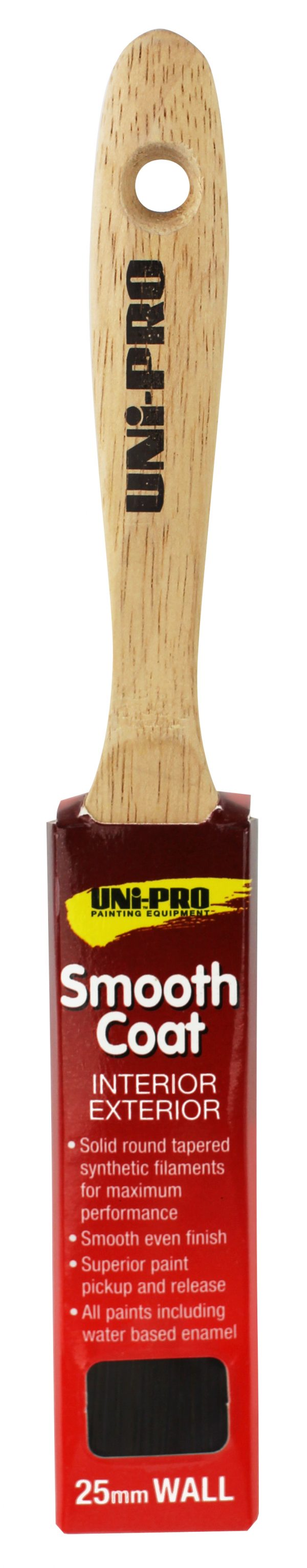 Smooth Coat Synthetic Brush 25mm 1