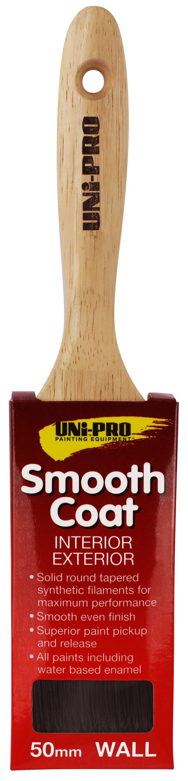 Smooth Coat Synthetic Brush 50mm 1