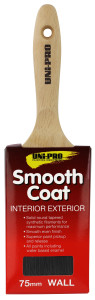 Smooth Coat Synthetic Brush 75mm
