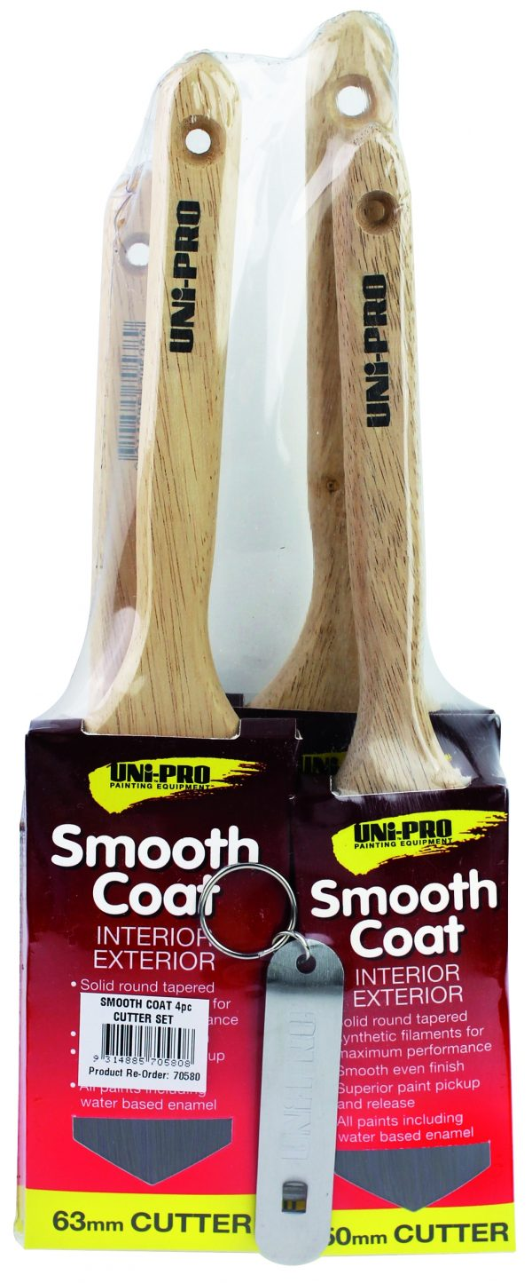 Smooth Coat Sash Cutter 4 Pack 1