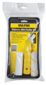 UNi-PRO Mini Roller Kit 100mm