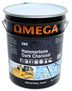 390 Hammertone Dark Charcoal