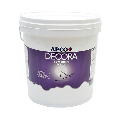 Decora Acrylic Semi-Gloss 1
