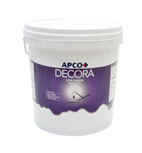 Decora Acrylic Low Sheen