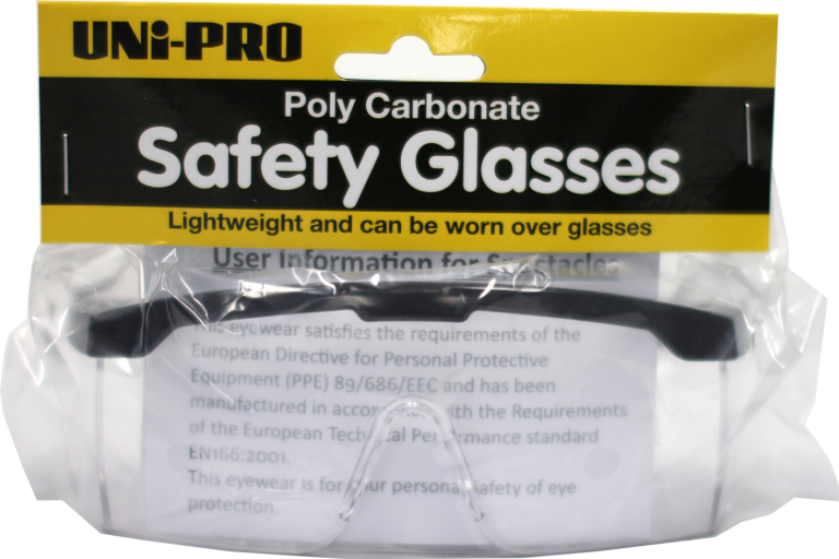 UNi-PRO Safety Glasses 1