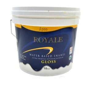 Royale Water Based Gloss Enamel