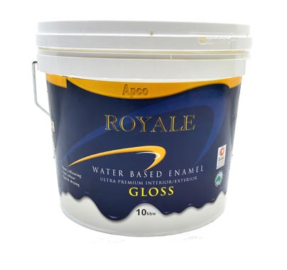 Royale Water Based Gloss Enamel 1