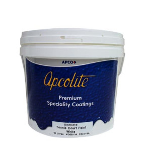 AceKote Tennis / Sports Court Water Borne Paint
