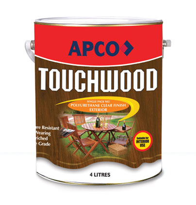 Touchwood 982 Exterior Clear Semi-Gloss 1