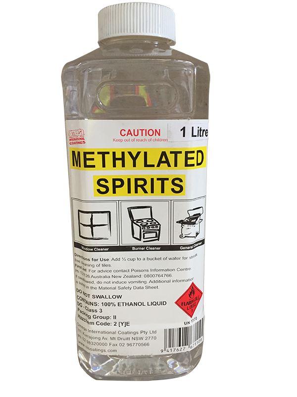 Methylated Spirits 1