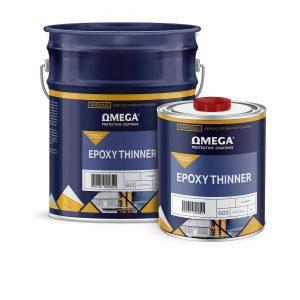 2 Pack Epoxy Thinner